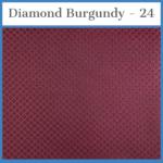 Diamond Burgundy - 24